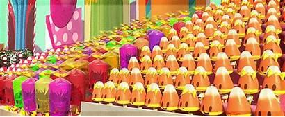 Rush Sugar Candy Ralph Wreck Corn Speedway