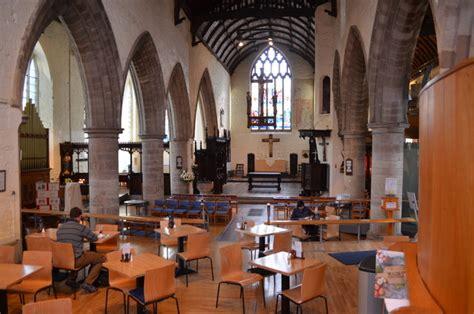 interior  saints church hereford  julian p guffogg