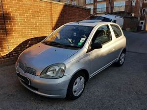 Toyota Yaris  2002  1l Petrol Engine  Low Milage  New Exhaust System  Clean For Sale