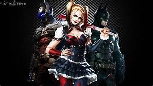 Batman Arkham Knight HD Wallpaper-3 by RajivCR7 on DeviantArt