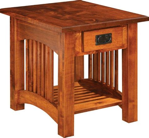 we sell durable and stylish amish mission style furniture