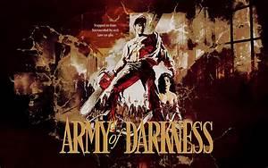 Army of Darkness: Poster by xsalvagex on DeviantArt