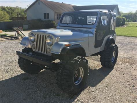 old bronco jeep 1981 cj5 jeep with ford 302 early bronco axles