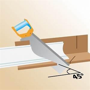 Corniche Polystyrène Pour Plafond : poser des moulures au plafond plafond ~ Premium-room.com Idées de Décoration
