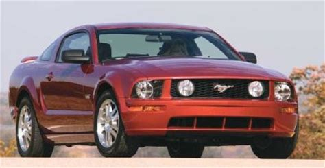 ford mustang howstuffworks