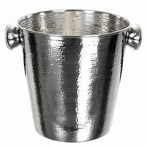 Seau En Metal : seau champagne en m tal martel maisons du monde ~ Teatrodelosmanantiales.com Idées de Décoration