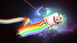 Download Nyan Cat Wallpaper 1280x720 | Wallpoper #311989