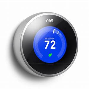 Nest Labs Hatches New Thermostat - Lauren Goode - Product ...
