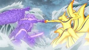 Naruto vs Sasuke! Final Battle – Naruto Shippuden 476 ...