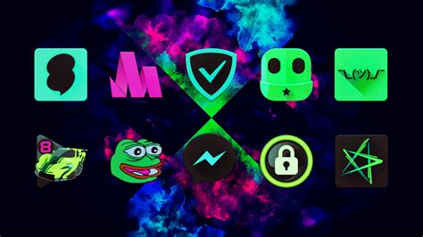 black light app black light icon pack android apps auf play