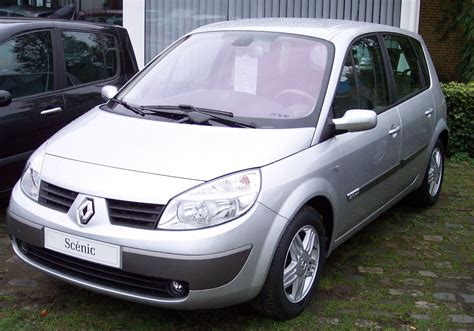renault silver renault scenic photos informations articles bestcarmag com