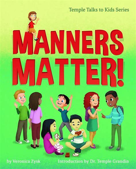 manners matter temple talks  kids autism awareness