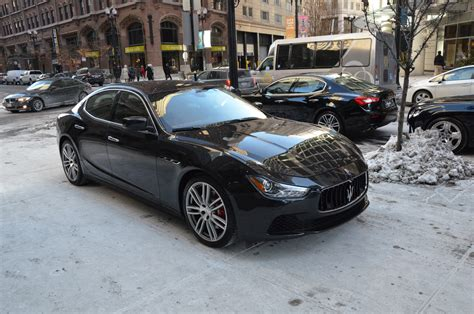 2014 Maserati Ghibli Q4 Price by 2014 Maserati Ghibli Sq4 S Q4 Stock M210 S For Sale Near