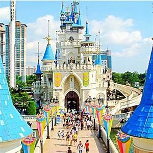 Lotte World - Seoul, South Korea, Entertainment ...