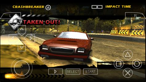 Burnout Dominator Psp Cso Free Download & Ppsspp Setting