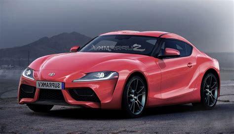 2019 toyota supra engine 2019 toyota supra price specs release date engine design
