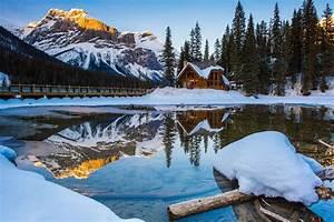 Emerald, Lake, Ontario, Canada, Wallpapers