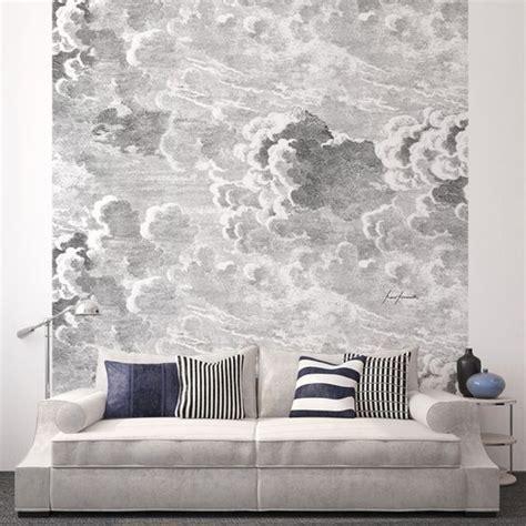 panneau nuvole nuage fils et papiers peints