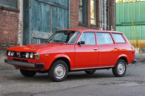 subaru station wagon 1978 subaru leone gl1600 station wagon auto restorationice