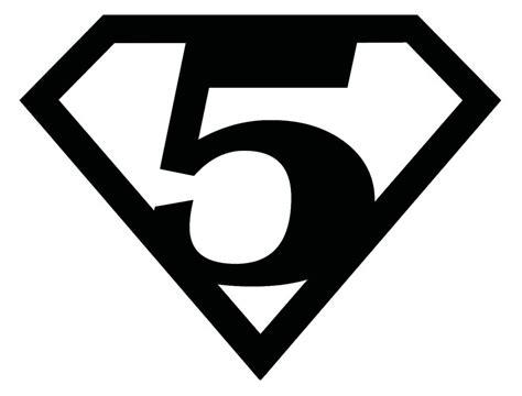 printable superman logo   clip art