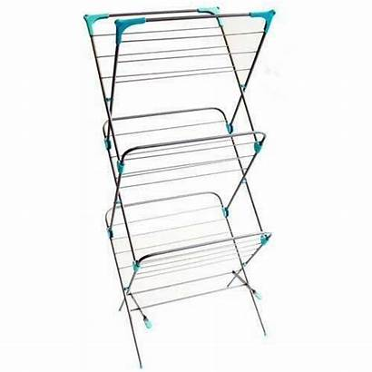 Clothes Airer Tier Horse Concertina Indoor Laundry