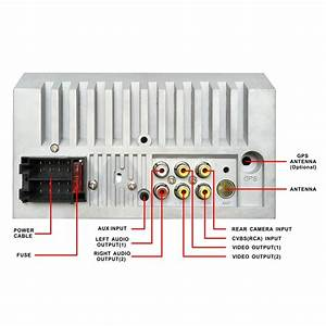 7010b Stereo Wiring Diagram