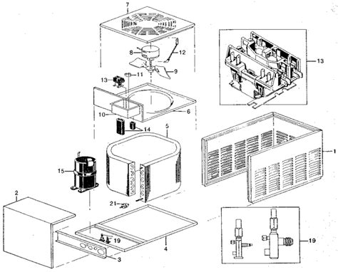 If you need to replace the system, you can replace it with a coleman unit if you want a cost for this would be no where near $1800. Coleman Rv Air Conditioner Parts Diagram   Sante Blog