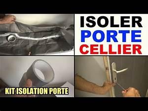 Isoler Une Porte De Garage : comment calfeutrer porte d 39 entr e mark lasry doovi ~ Dailycaller-alerts.com Idées de Décoration