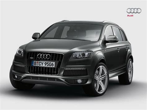 Audi Q7 Preise Leistung Technische Daten Und Bilder