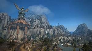 High mountain wow