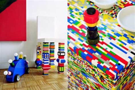 lego kitchen island k 252 chenblock aus legosteinen und lebensgro 223 e designer lego