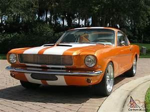 1965 Mustang GT Fastback Restomod