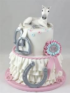 Pferd Horse Cake Fondant Girl Birthday Mädchen Geburtstag