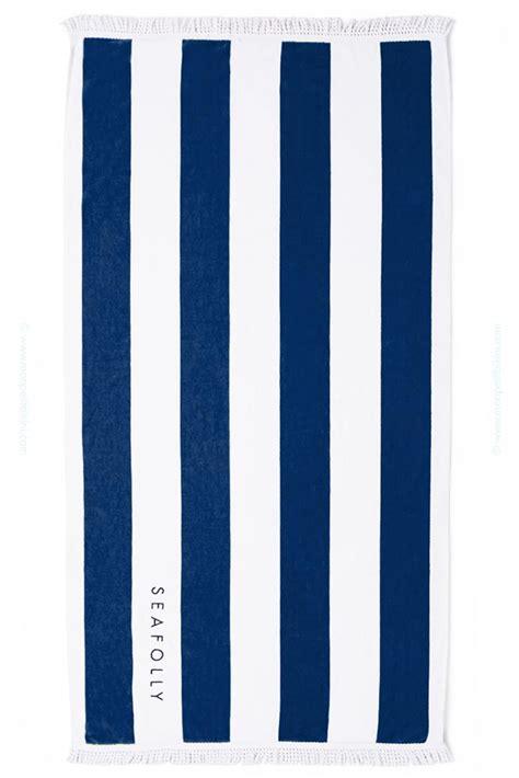 serviette de plage de marque accessoire seafolly 2015 vente en ligne serviette bleu seafolly