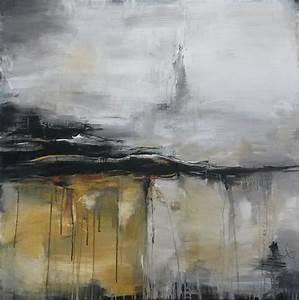 Abstrakte Bilder Leinwand : unikat wege und spuren in naturt nen 100 x 100 cm abstrakte malerei leinwand und abstrakte ~ Sanjose-hotels-ca.com Haus und Dekorationen