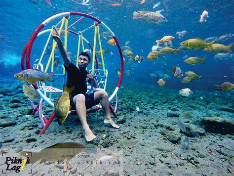 wisata air umbul ponggok klaten