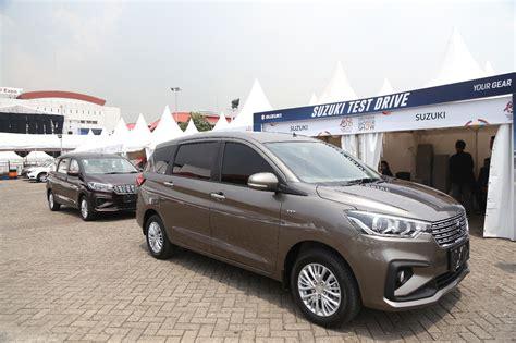 Suzuki Meluncurkan The Allnew Ertiga Di Indonesia Pt