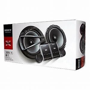 Sony Xplod Speakers