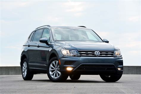 2018 Volkswagen Tiguan Test Drive Review Autonation