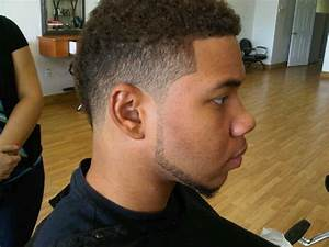 Taper Fade Haircut for Men - Low, High, Afro, Mohawk Fade
