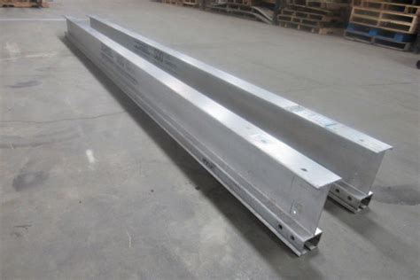 gorbel monorail  aluminum enclosed runway beam track