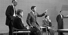 1960: First televised presidential debate - CBS News