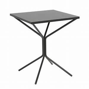 Table Metal Exterieur : rig85 pour bars et restaurants table d 39 ext rieur en ~ Teatrodelosmanantiales.com Idées de Décoration