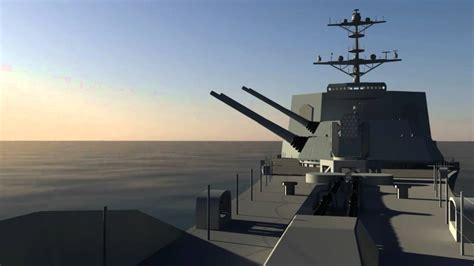 Battleship Firing - YouTube