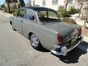 1965 Volkswagen Notchback Type Iii