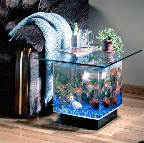 lava l real fish tank fancy aqua end table aquarium