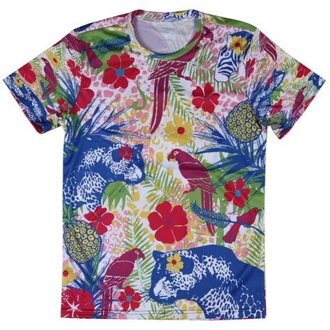Novelty Male Vintage Tee Shirt New Fashion Unique Bright