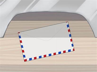 Mail Letter Send Wikihow Accessing Order Services