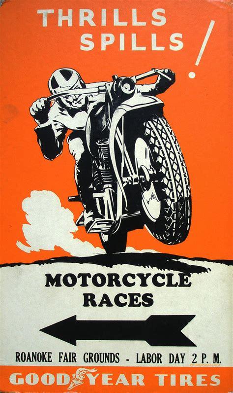 buy motocross bike vintage motorcycle poster vintage ocd page 3