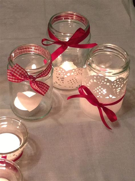 decorated jars for christmas pin by bethany nottage on wedding decorations pinterest